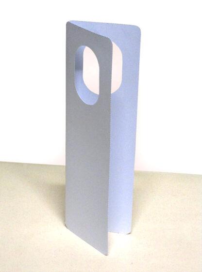 Perforierter Flaschenanhänger-Druckbogen